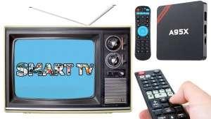 Как превратить старый телевизор в SmartTV